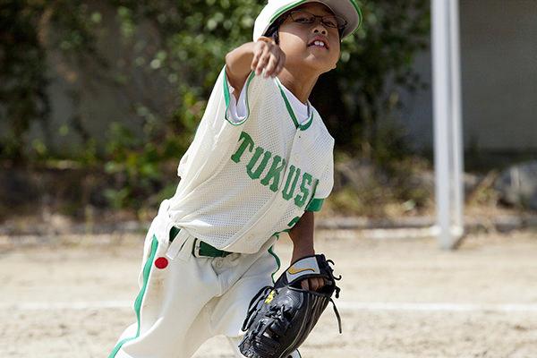野球で肩を壊した写真